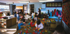 Newham, London, England: class at a nursery school - photo by A.Bartel