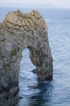Durdle Door, Dorset, England: natural limestone arch on the Jurassic Coast - UNESCO World Heritage Site - photo by I.Middleton