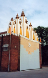 Manchester, North West, England: Hindu temple - mandir - photo by M.Torres