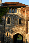 Canterbury, Kent, South East England: old façade - photo by I.Middleton