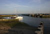 Lee on Solent, Hampshire, South East England, UK: Titchfield Haven marina at Hill Head - photo by I.Middleton