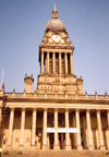 Leeds / LBA, West Yorkshire, England: City Hall - photo by M.Torres