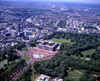 London, England: Buckingham Palace, Belgravia and Hyde Park - Aerial - photo by A.Bartel