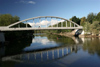 Estonia - Tartu / TAY (Tartumaa province): bridge over the River Emajogi (photo by A.Dnieprowsky)