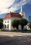 Estonia - Valga: St. John's church - photo by A.Dnieprowsky