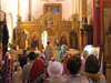 Estonia - Tallinn: holy mass - Alexander Nevski Orthodox Cathedral - missa - photo by J.Kaman