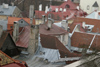 Estonia - Tallinn: roofs seen from Toompea Hill (photo by C.Schmidt)