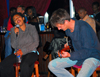 Addis Ababa, Ethiopia: jazz jam session - photo by M.Torres