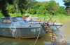 Bahir Dar, Amhara, Ethiopia: patrol boats on lake Tana - Ethiopian Navy - photo by M.Torres