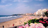 Basque Country / Pais Vasco / Euskadi - Biarritz: the beach (photo by Miguel Torres)
