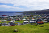 T�rshavn, Streymoy island, Faroes: view over T�rshavn - the city gets its name from Thor, the god of thunder in Norse mythology - photo by A.Ferrari