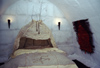 Finland - Lapland - Kemi - snow hotel - room - Arctic images by F.Rigaud