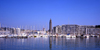 Le Havre, Seine-Maritime, Haute-Normandie, France: waterfront panorama - photo by A.Bartel