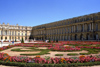 Versailles, Yvelines département, France: Palace of Versailles / Château de Versailles - garden and palace - photo by Y.Baby