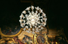 Versailles, Yvelines département, France: Palace of Versailles / Château de Versailles - Hall of Mirrors - chandelier detail - photo by Y.Baby