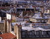 Paris: roofs of Paris seen from Printemps grand magasin - 9th arrondissement - photo by Y.Baby
