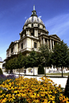 Paris: Les Invalides - Church of the Dome Tomb of Napoleon Bonaparte - 7th arrondissement - photo by Y.Baby