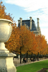 Paris: Tuileries Garden and the Louvre - photo by Y.Baby