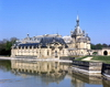 France - Picardy -  Chantilly - département de l'Oise: château de Chantilly - photo by A.Bartel