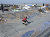 Le Havre, Seine-Maritime, Haute-Normandie, France: kids in a Skatepark - Normandy - photo by A.Bartel