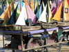 France - Paris: model boats - Jardin des Tuileries - photo by K.White