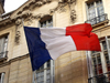 France - Paris: French tri-colour - flag of France - photo by K.White