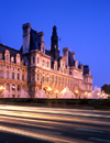 Paris, France: City hall - Hôtel de Ville - French Renaissance style - architects Théodore Ballu and Pierre Deperthes - rive droite - Le Marais - IVe arrondissement - photo by A.Bartel