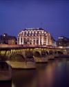 Paris, France: Pont Neuf and Samaritaine department store - 1st arrondissement - photo by A.Bartel