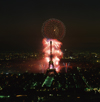 Paris, France: Eiffel Tower and Trocadero - fireworks - photo by A.Bartel