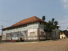Libreville, Estuaire Province, Gabon: colonial building at Mission Sainte-Marie - photo by B.Cloutier