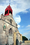 Libreville, Estuaire Province, Gabon: old Saint Mary's cathedral - Notre-Dame de Neiges - photo by M.Torres