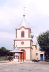 Burlaceni / Burlacheni, Gagauzia, Moldova: modest church - photo by M.Torres