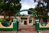Banjul, The Gambia: Banjul City Council building gate - Independence Drive - photo by M.Torres