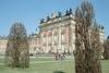 Germany / Deutschland - Brandenburg - Potsdam: Sans Souci Palace - built by Frederick II - Unesco world heritage site (photo by M.Bergsma)