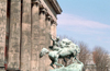 Germany / Deutschland - Berlin: Altes Museum -neoclassical style by architect Karl Friedrich Schinkel - photo by M.Bergsma