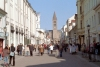 Germany / Deutschland - Brandenburg - Potsdam: Street scene / Strass (photo by M.Bergsma)