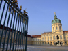 Germany / Deutschland - Berlin: Schloss Charlottenburg - gate - a palace for Sophie Charlotte, the wife of Friedrich III, Elector of Brandenburg / King Friedrich I of Prussia - Italian Baroque style by the architect Johann Arnold Nering - photo by M.Bergsma
