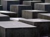Germany / Deutschland - Berlin: Holocaust Memorial - architect Peter Eisenman - Denkmal - designed by US architect Peter Eisenman - photo by M.Bergsma