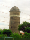 Germany / Deutschland - Mühlheim (Hessen) - water tower - photo by M.Torres