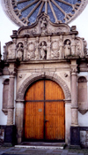 Germany / Deutschland - Koblenz: Jesuit gate - photo by M.Torres
