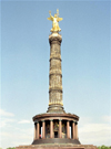 Germany / Deutschland - Berlin: inspiration for Europe - the Victory Column / Siegess�ule - tourist attraction - photo by M.Bergsma