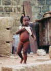 Gomoa Fetteh: toddler (photo by Gallen Frysinger)
