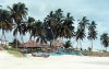 Ghana / Gana - Gomoa Fetteh: beach (photo by Gallen Frysinger)