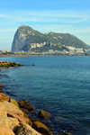 Gibraltar: Gibraltar and Algeciras bay, view from La Línea de la Concepción - Strait of Gibraltar - photo by M.Torres