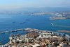 Gibraltar: Reclamation Areas, Bay of Algeciras - photo by M.Torres