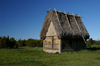 Fårö island, Gotland, Sweden - Broa: old house with thatched roof - photo by A.Ferrari