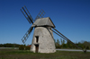 Fårö island, Gotland, Sweden - Broa: old stone windmill - photo by A.Ferrari