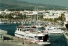 Greek islands - Kos - Kos town: the port - photo by N.Axelis