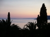 Greece - Kardamili (Peloponnese): sunset - photo by R.Wallace