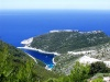 Greek islands - Zante / Zakinthos: coastal view - photo by A.Dnieprowsky